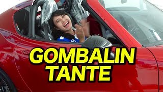 Video GODAIN TANTE CANTIK SAMBIL GOMBALIN DI DEALER MOBIL  LANGSUNG BAPER MP3, 3GP, MP4, WEBM, AVI, FLV November 2018