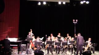 Nassau Suffolk Jazz Ensemble Just Friends 1 31 15, CW Post Tilles Center - YouTube