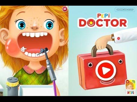Pepi Doctor App - Kinder Arzt Spiel von Pepi Play