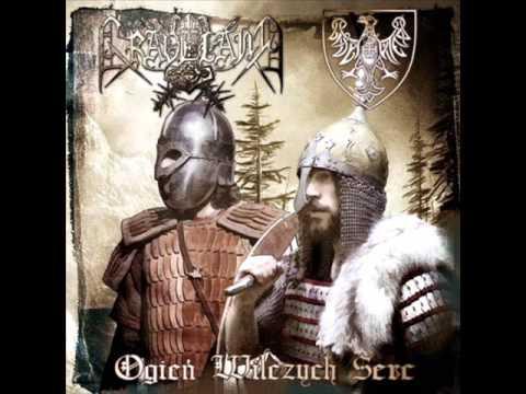 Tekst piosenki Graveland - Biała Husaria po polsku