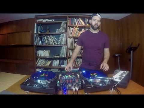 I made a DJ video sampling Sega Genesis sounds using a Sega controller to DJ, because I could