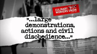 Anti-Union Ad By Station Casinos: