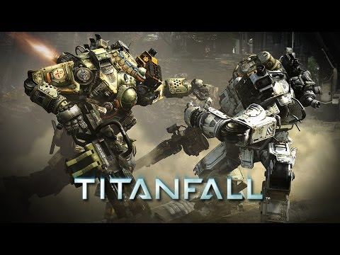 Hispasolutions Titanfall caratula DVD PC