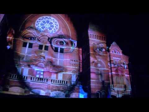 CSO presents LUMENOCITY 2014 + Copland's Fanfare for the Common Man (Official Video)