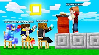 Auctioning My Friends House In Crazy Craft | JeromeASF