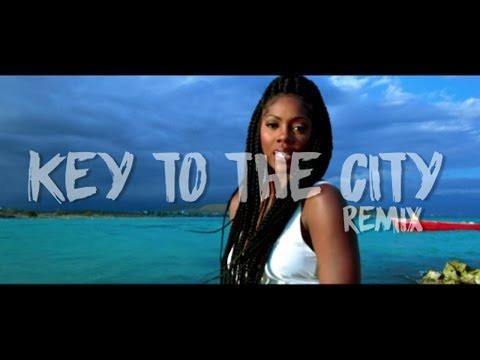 Tiwa Savage Ft. Busy Signal - Key To The City (Remix)