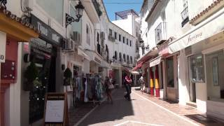 Marbella Spain  city pictures gallery : Marbella, Spain - A walking travel tour - HD 1080P