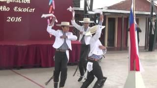 Baile a la Bandera Pablo Tomas y Lucas