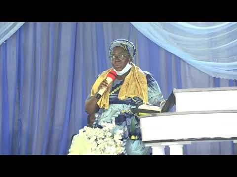 Sunday school Presentation   Mrs Kumolu