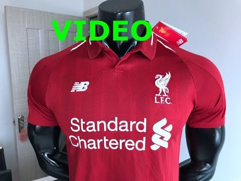 2018-2019 Liverpool Home Soccer Jersey Antonio-wuyang
