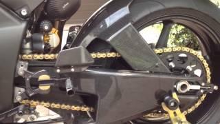 7. Yamaha R1 2012 Carbon Fiber Ohlins Brembo Leo Vince