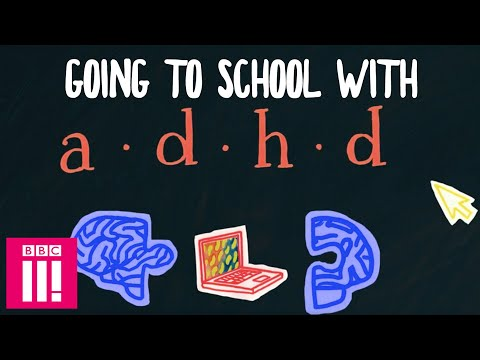 Why School Is So Challenging With Adhd | Body Language