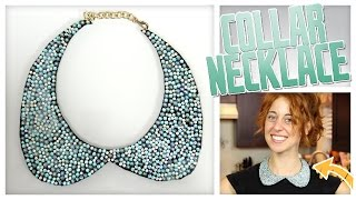 Collar Necklace - Do It, Gurl - YouTube