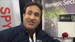 ZKAccess New York Daily News Interview (ISC EAST 2014)