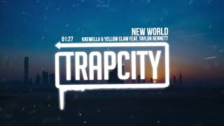 Download Lagu Krewella & Yellow Claw - New World (feat. Taylor Bennett) Mp3