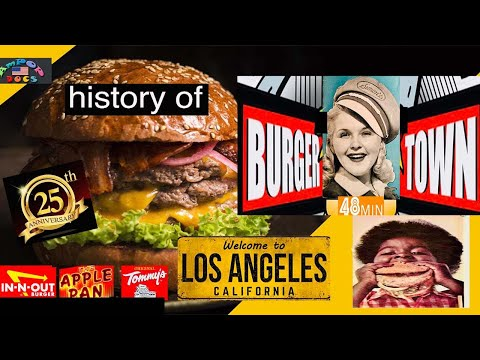 ampopfilms - The history of the hamburger in American culture is explored on location in Southern California..Features McDonald's Founder,Richard J. McDonald..48min.
