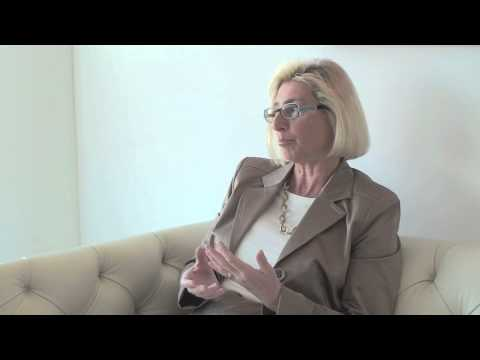 Barbara Mucha im Gespräch mit Elisabeth Stadler
