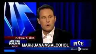 Marijuana Vs Alcohol Jon Stewart Fox News 2014