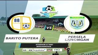 Video Barito Putera vs Persela Lamongan: 4-1 All Goals & Highlights - Liga 1 MP3, 3GP, MP4, WEBM, AVI, FLV Februari 2018