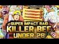 ** KILLER BEE RAID UNDER 28 COMPLETE (S RANK) * | ** Naruto Ultimate Ninja Blazing *