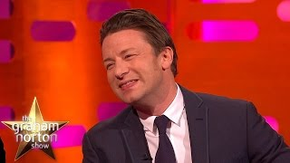 Michael Keaton and Jamie Oliver Talk Penis Tattoos - The Graham Norton Show