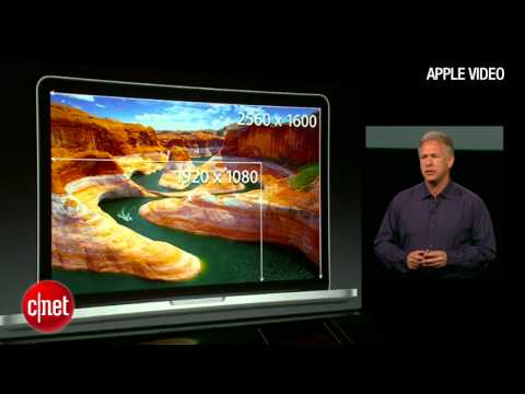 New macbook Pro - http://cnet.co/TGOt1X Apple's Phil Schiler introduces a new MacBook Pro at a press event in San Jose, Calif. The new 2.5Ghz dual core i5 notebook is 3.57 lbs...
