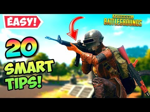 20 EASY Ways To Play SMARTER In PUBG! (5000 IQ Tips)