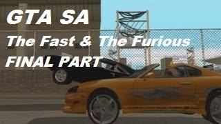 Nonton Grand Theft Auto San Andreas movie - The Fast & The Furious - Final part [BG audio] Film Subtitle Indonesia Streaming Movie Download