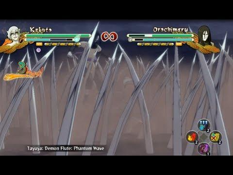 SAGE KABUTO MOVESET MOD (Multiple jutsus, Boss Battle Moves)