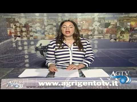 Telegiornale AgrigentoTv del 13-05-2017