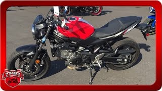 3. 2017 Suzuki SV650 Motorcycle Review