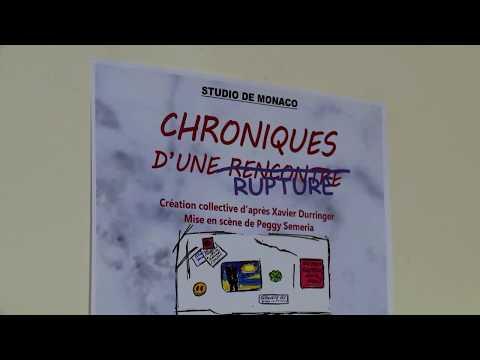 "Variety Theatre: ""Chroniques d'une rupture"", 13 and 14 April"