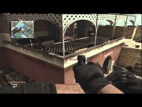 MW3 Infected/Online Best Spots - Episode 1 Seatown