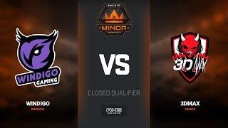 Windigo vs 3DMAX, map 3 inferno, Europe Minor Closed Qualifier – FACEIT Major 2018