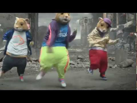 Party Rock Anthem - Kia Soul Hamster Commercial