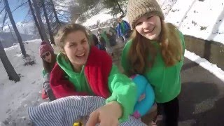 Fiesch Switzerland  City new picture : Skiing 2016 - Fiesch, Switzerland
