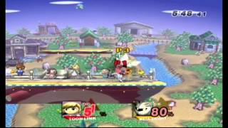 Amazing Display By Toon Link