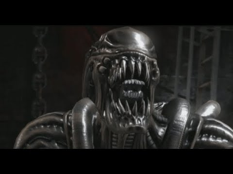 Video MORTAL KOMBAT X Alien Performs All Character Fatalities Fatality download in MP3, 3GP, MP4, WEBM, AVI, FLV January 2017