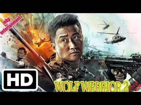 Wolf Warrior 2 trailer ( extended) official trailer in hd