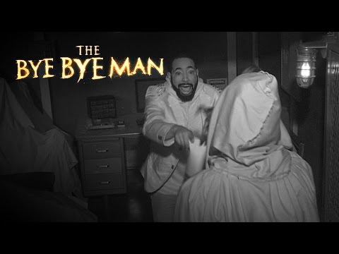 The Bye Bye Man (Viral Video 'Real Life Bye Bye Man Haunts Junket Press')