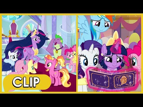 The Council of Friendship / Starlight and Spike's Gift - MLP: Friendship Is Magic [Season 9]