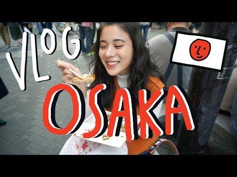 [VLOG] ไปโอซาก้าแบบไม่ได้เตรียมตัวเตรียมใจ | Kao Supatsara