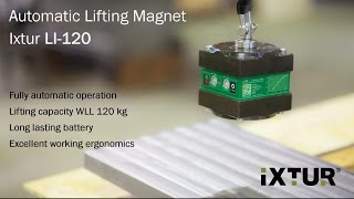Automatic Lifting Magnet Ixtur LI-120