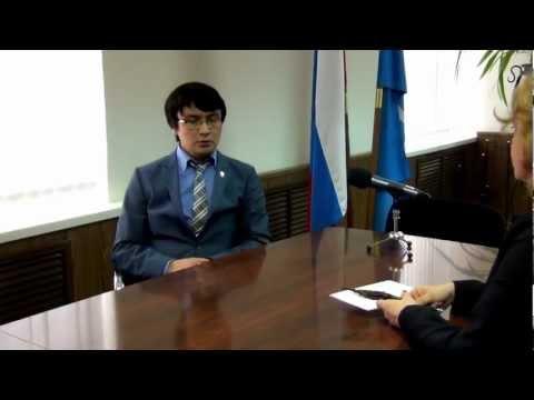Интервью с главой района Н.М. Кандыковым