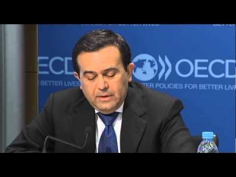 Remarks by Mexican Secretary of Economy Ildefonso Guajardo on OECD STRI launch