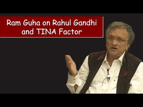 Ram Guha on Rahul Gandhi and TINA Factor #TheWireDialogues