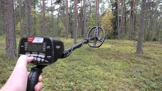 Garrett AT MAX - обзор и тест металлоискателя на полигоне!