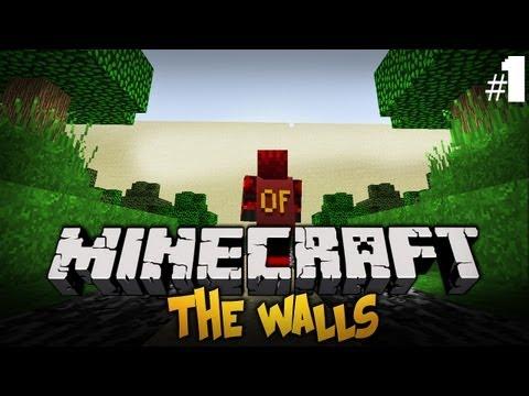 Minecraft The Walls: blow i reZi vs. skkf i Masterczułek (cz. 1 przygotowanie do walki)