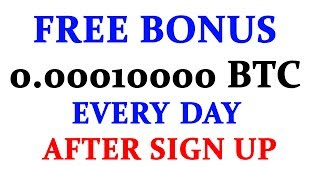 Website Link:- https://oceansbit.co/?ref=TechnicTech    Hi friends welcome to TechnicTech channel and today I am going to share FREE BONUS 0 00010000 BTC TO BALANCE EVERY DAY AFTER SIGN UP  EARN MONEY ONLINE WITHOUT INVESTMENT.I highly recommend don't invest this site.Warning:- Can I lose money?There is a risk involved with investing in all high yield investment programs. However, there are a few simple ways that can help you to reduce the risk of losing more than you can afford to. First, align your investments with your financial goals, in other words, keep the money you may need for the short-term out of more aggressive investments, reserving those investment funds for the money you intend to raise over the long-term. It's very important for you to know that we are real traders and that we invest members' funds on major investments. so i am not responsible. try at own risk. ******************************************************************JOIN Technic Tech Whatsapp Group & Support us : https://chat.whatsapp.com/E1WSGkIMN551y5CzoEz2ep******************************************************************Like My Facebook Page :- https://www.facebook.com/TechnicTechFollow Me On Google+ :- https://plus.google.com/b/111856524282932590081Subscribe Me :- https://www.youtube.com/channel/UCn7tQqwYbs6ZLzhEN76uZ-A?sub_confirmation=1