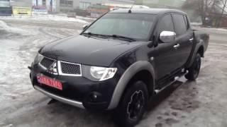 видео авто Mitsubishi L 200 в кредит
